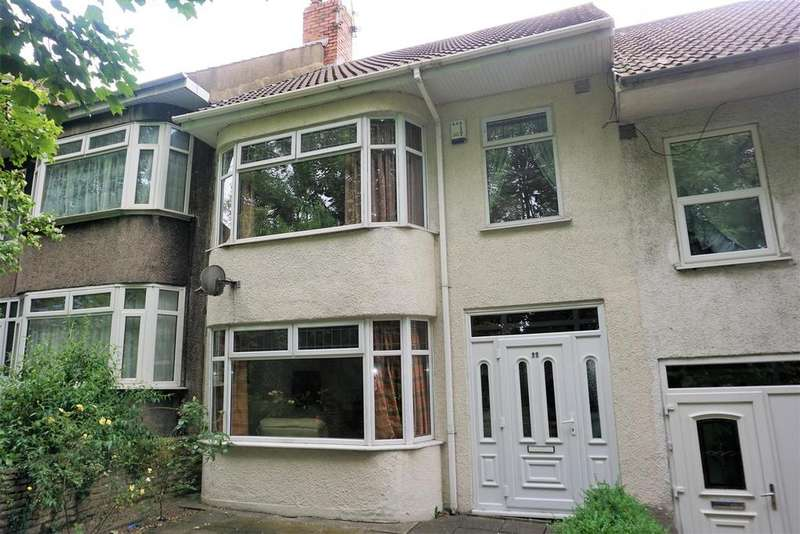 3 Bedrooms Terraced House for sale in Brislington Hill, Brislington, Bristol