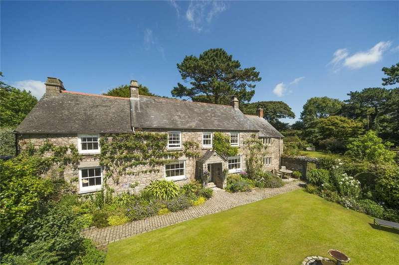 7 Bedrooms Unique Property for sale in Constantine, North Helford, South Cornwall, TR11