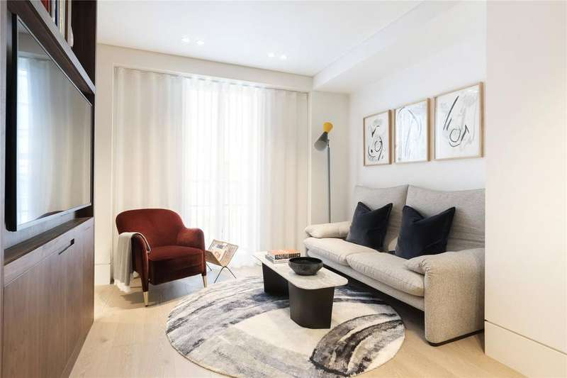 Studio Flat for sale in Adelphi Terrace, Covent Garden, WC2N