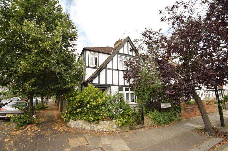 3 Bedrooms Semi Detached House for sale in Merton Hall Gardens, London