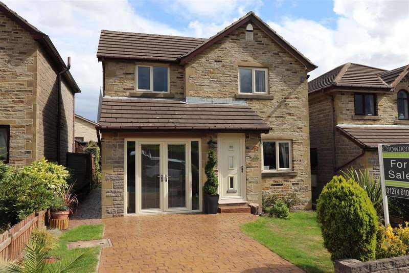 3 Bedrooms Detached House for sale in The Hudson, Wyke, Bradford