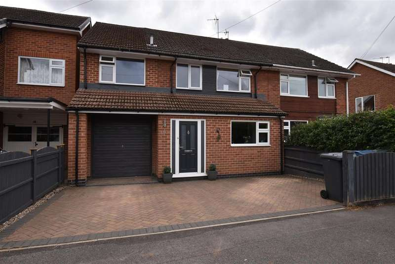 4 Bedrooms Detached House for sale in Carlton Crescent, East Leake, Loughbo...