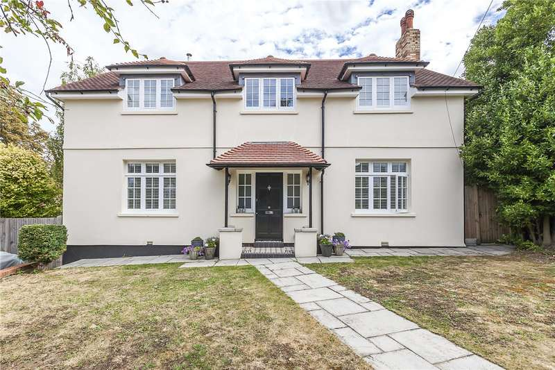 5 Bedrooms Detached House for sale in Belmont Grove, London, SE13