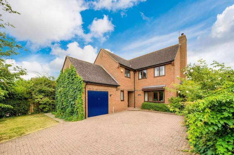 4 Bedrooms Detached House for sale in St Marys Close, East Claydon