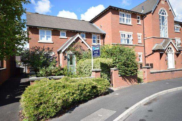 2 Bedrooms Mews House for sale in West Cliffe Square, Lytham St. Annes, FY8