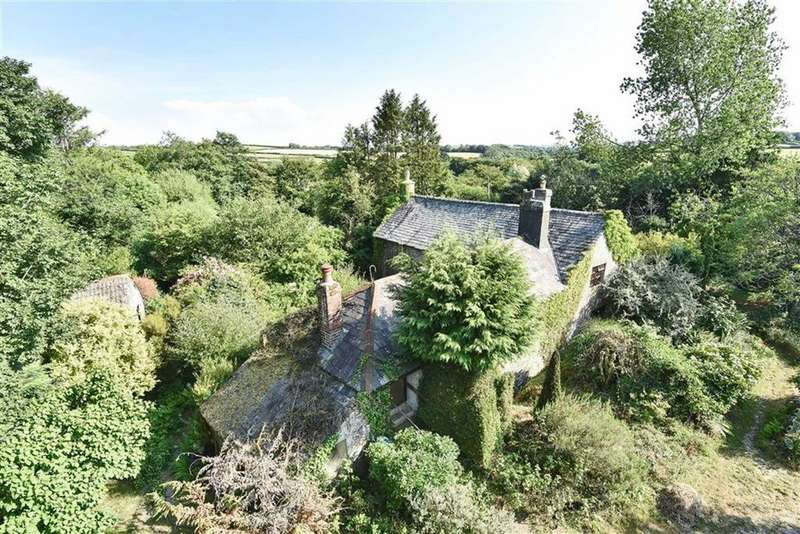 5 Bedrooms Detached House for sale in South Hill, Callington, Cornwall, PL17