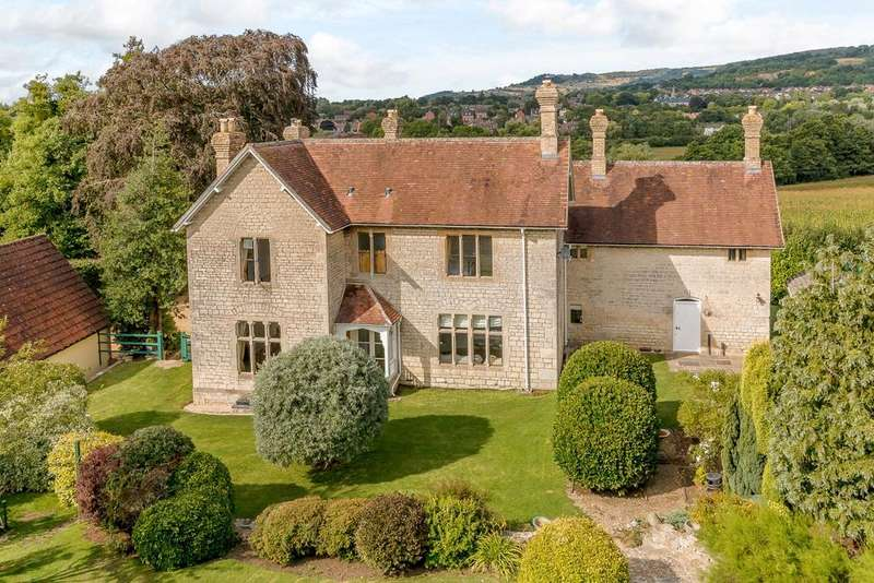 6 Bedrooms Detached House for sale in Stanley Downton, Stonehouse, Gloucestershire, GL10
