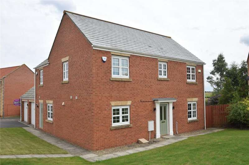 4 Bedrooms Detached House for sale in Western Park, Hawthorn, Co Durham, SR7