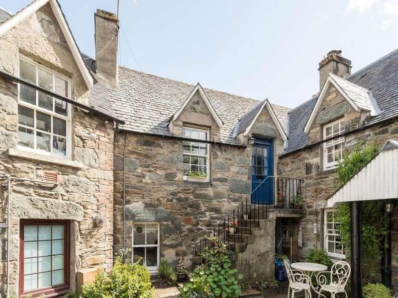 2 Bedrooms Flat for sale in Birnam Terrace, Birnam,