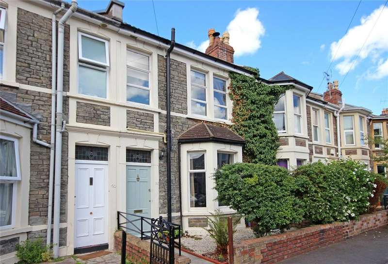 3 Bedrooms Terraced House for sale in Manor Road, Bishopston, Bristol, BS7