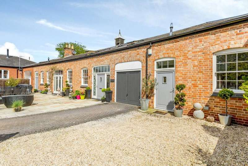 5 Bedrooms Detached House for sale in The Stableyard, Hallaton, Market Harborough, Leicestershire