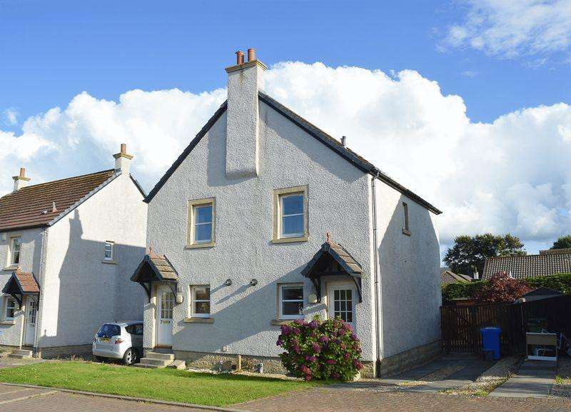 2 Bedrooms Semi-detached Villa House for sale in Castle Square, Doonfoot, Ayr