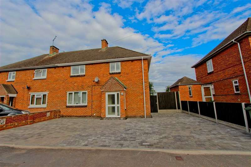 3 Bedrooms Semi Detached House for sale in Sandiacre Drive, Thurmaston