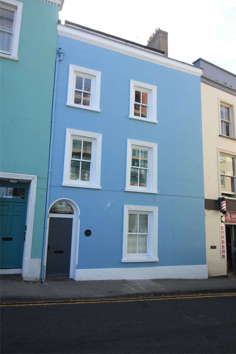 4 Bedrooms Terraced House for sale in The Norton, Tenby, Pembrokeshire