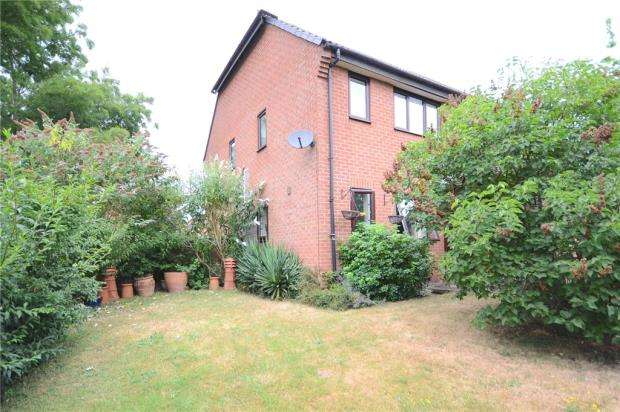 1 Bedroom Maisonette Flat for sale in Cannock Way, Lower Earley, Reading