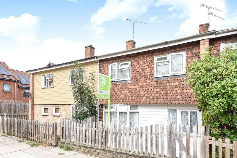 3 Bedrooms House for sale in Eskin Close, Tilehurst, Reading, Berkshire, RG30