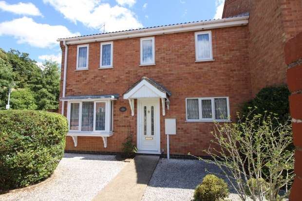 4 Bedrooms Semi Detached House for sale in Cobham Close, Sleaford, Lincolnshire, NG34 9SE