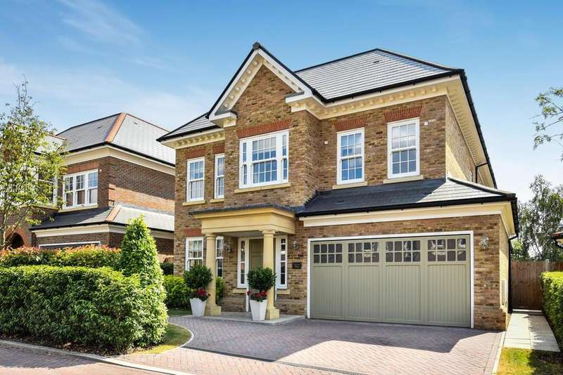 5 Bedrooms Detached House for sale in Marian Gardens, Bromley