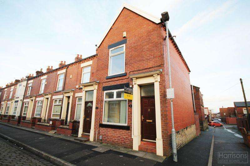 2 Bedrooms Terraced House for sale in Norwood Grove, Bolton, Lancashire.