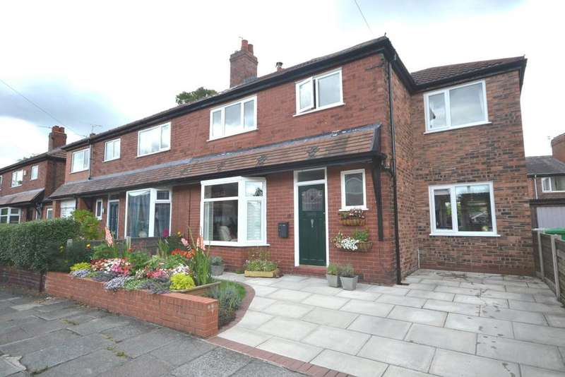 4 Bedrooms Semi Detached House for sale in Austin Drive, Didsbury