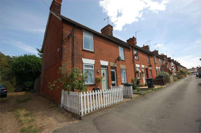 2 Bedrooms End Of Terrace House for sale in Stoney Common, Stansted Mountfitchet