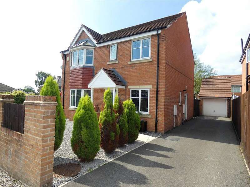 4 Bedrooms Detached House for sale in Beanland Gardens, Bradford, West Yorkshire, BD6