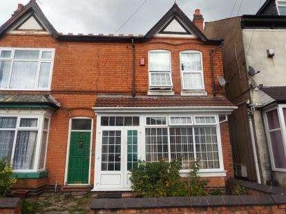 3 Bedrooms End Of Terrace House for sale in Augusta Road, Acocks Green, Birmingham