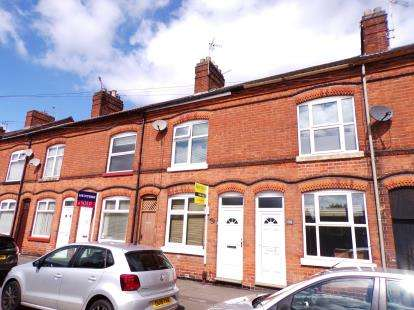 2 Bedrooms Terraced House for sale in Kirkdale Road, Wigston, Leicester, Leicestershire