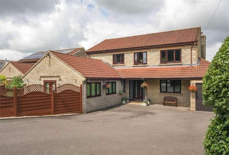 6 Bedrooms Detached House for sale in Millbrook, Bleadney, Nr. WELLS, Somerset