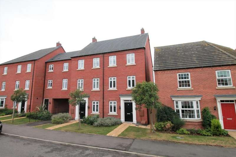 3 Bedrooms Semi Detached House for sale in Freshman Way, Market Harborough