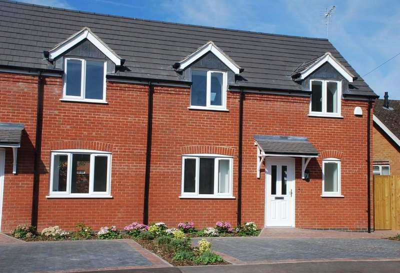 2 Bedrooms Semi Detached House for sale in Orchard Close, Sutton Bonington