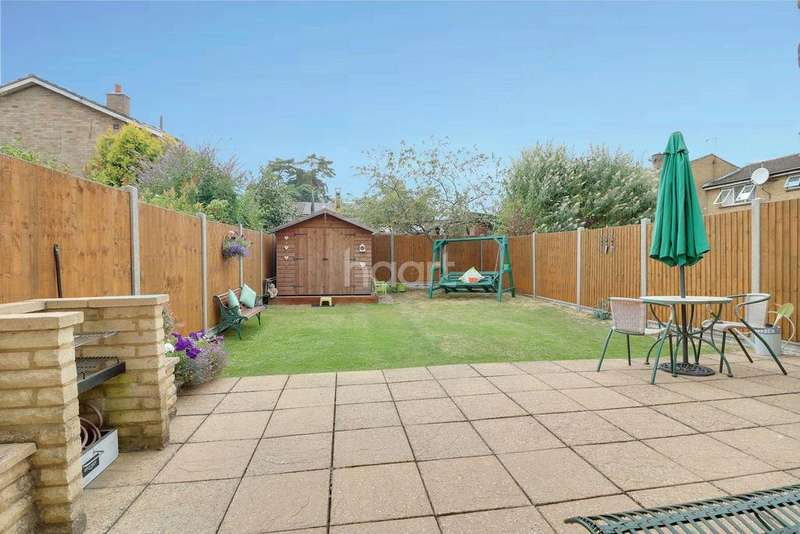 3 Bedrooms Terraced House for sale in Walbury, Bracknell