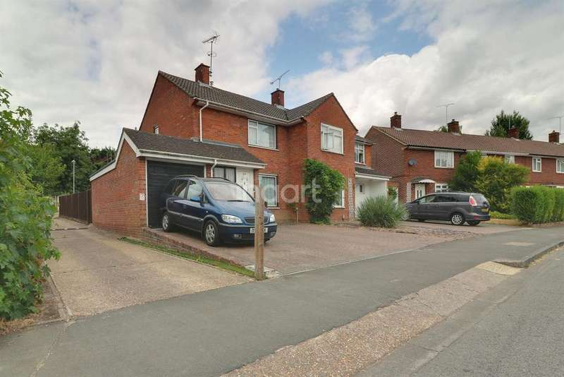 2 Bedrooms Semi Detached House for sale in Haversham Drive, Bracknell