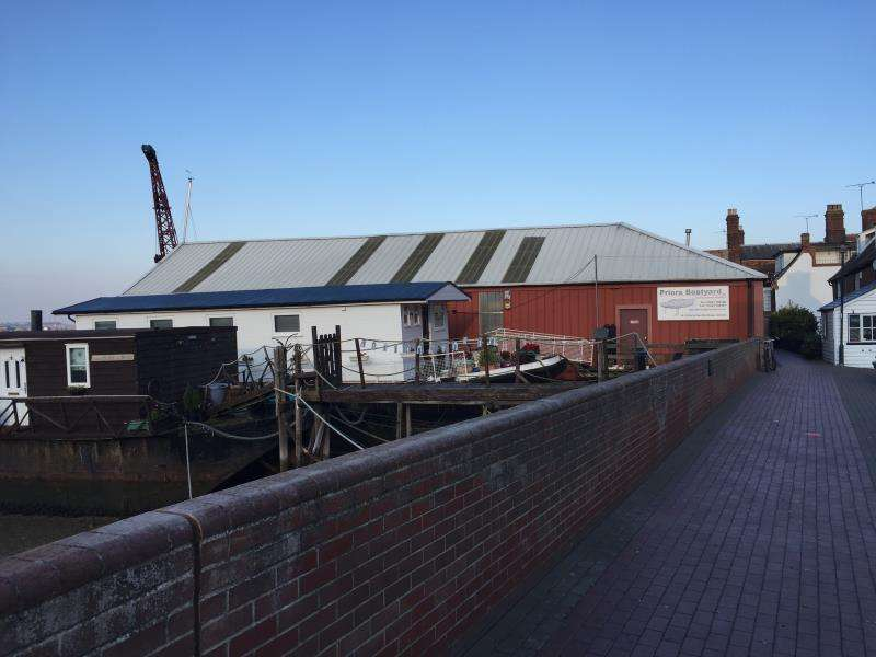 House for sale in Quayside, Burnham On Crouch, Essex, CM0
