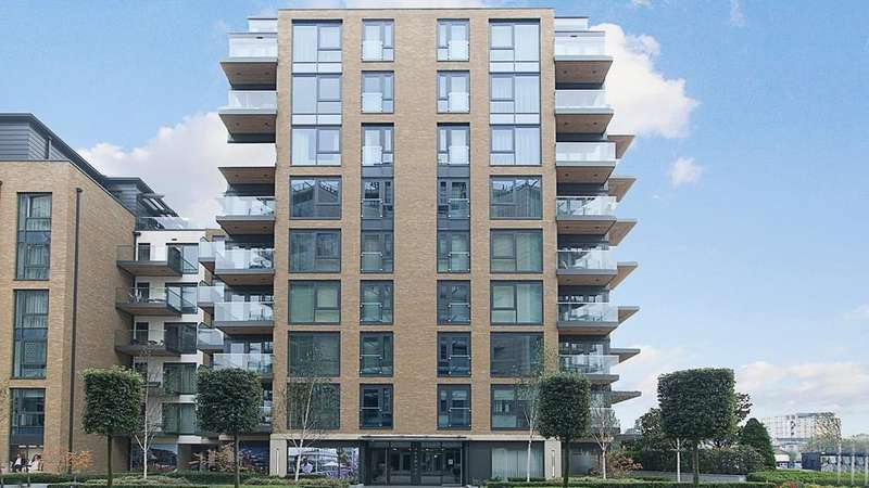 4 Bedrooms Apartment Flat for sale in Jasmine House , Battersea Reach