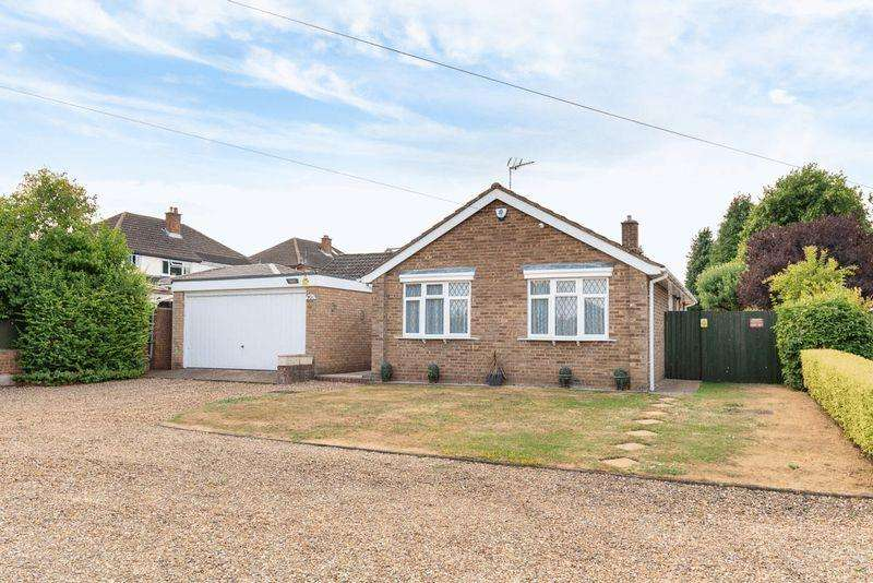 3 Bedrooms Detached Bungalow for sale in Luton Dunstable Borders