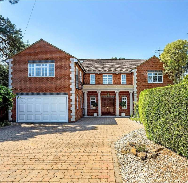 5 Bedrooms Detached House for sale in Woodland Glade, Farnham Common, Slough, SL2
