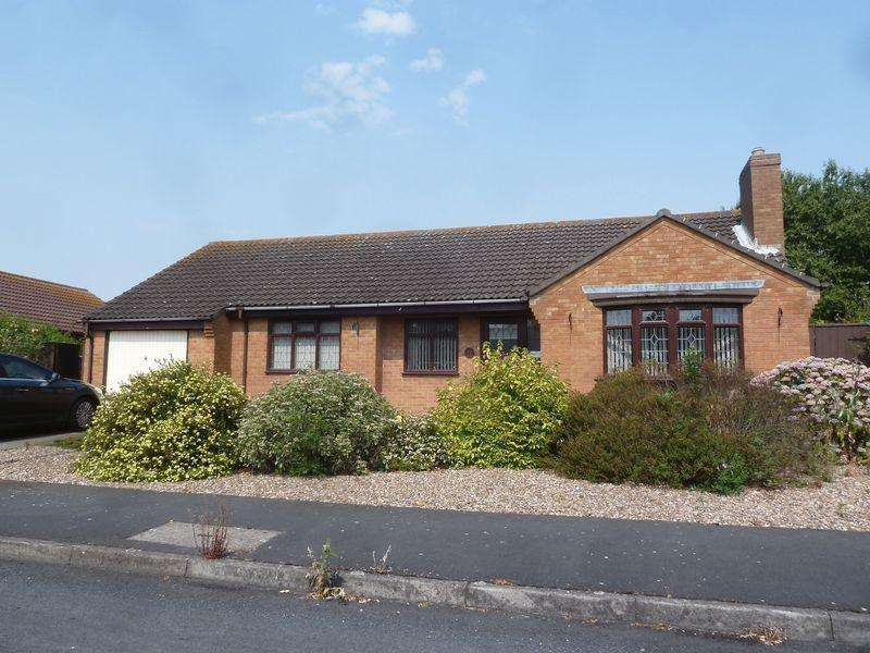 3 Bedrooms Bungalow for sale in Millers Way, Alford