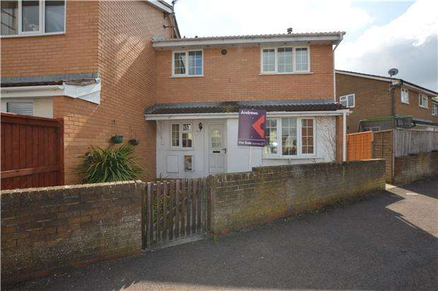 2 Bedrooms Terraced House for sale in Longs Drive, Yate, BRISTOL, BS37 5XP