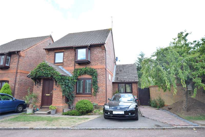 3 Bedrooms Link Detached House for sale in Simkins Close, Winkfield Row, Berkshire, RG42