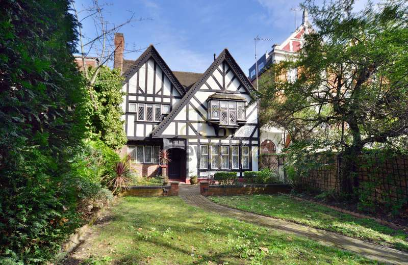 5 Bedrooms Detached House for sale in Maida Vale, W9