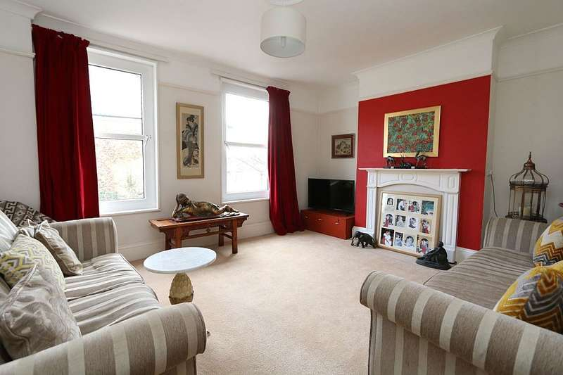 4 Bedrooms Terraced House for sale in Holmesdale Road, Bristol, Somerset, BS3