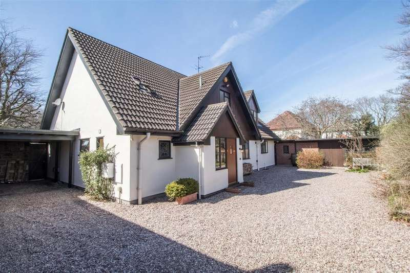 5 Bedrooms Detached House for sale in Leighton Road, Neston