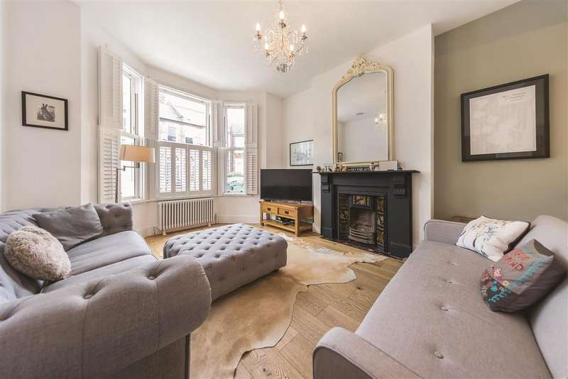 4 Bedrooms Terraced House for sale in Fairmount Road, SW2