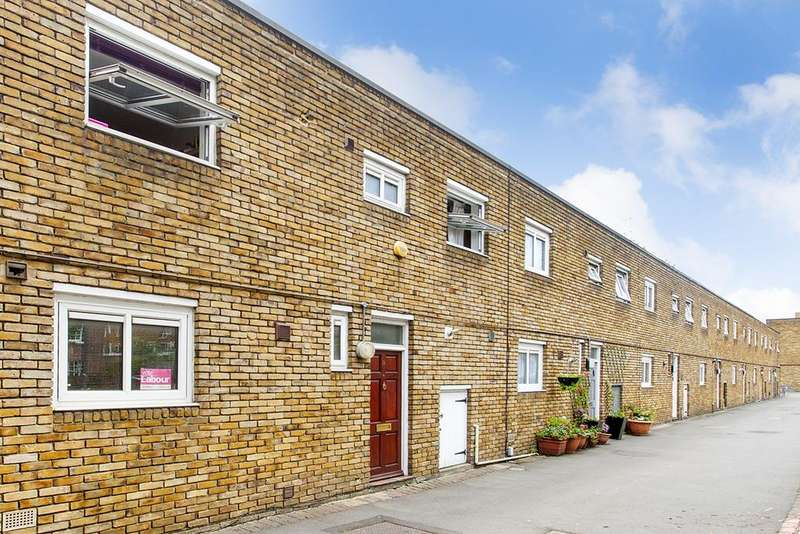 4 Bedrooms Terraced House for sale in Belfont Walk, London, N7