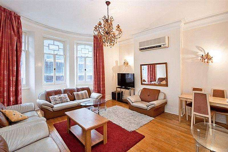 5 Bedrooms Apartment Flat for sale in Cabbell Street, Marylebone, NW1