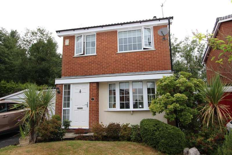 3 Bedrooms Detached House for sale in Fisherfield, Norden, Rochdale