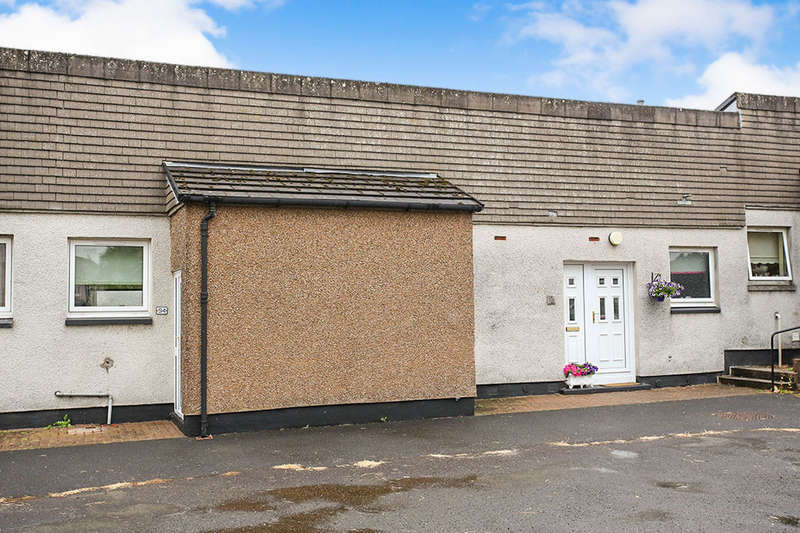 2 Bedrooms Bungalow for sale in Burntscarthgreen, Locharbriggs, Dumfries, DG1