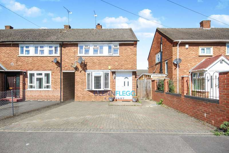 3 Bedrooms End Of Terrace House for sale in Langley - Ryvers School Catchment