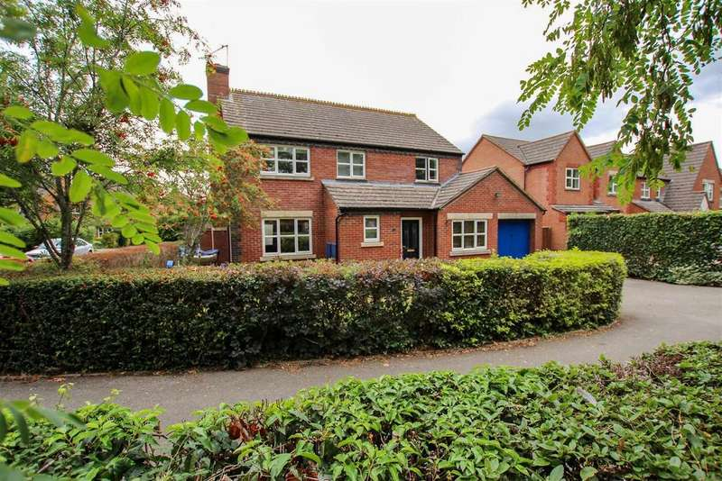 4 Bedrooms Detached House for sale in Perrins Field, Upton-Upon-Severn